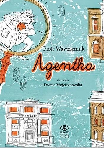 Okładka książki Agentka