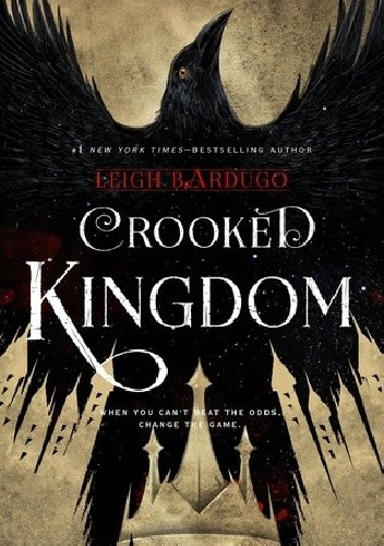 Okładka książki Crooked Kingdom