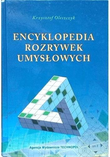 Okładka książki Encyklopedia rozrywek umysłowych