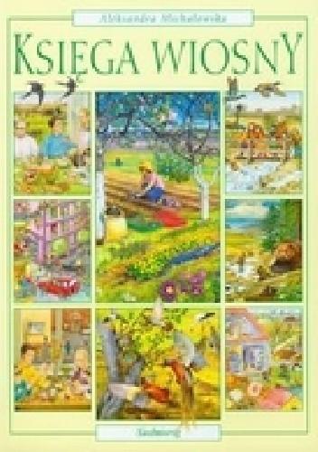 Okładka książki Księga wiosny