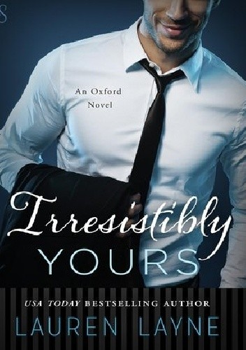 Okładka książki Irresistibly Yours