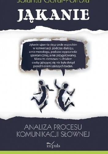 Okładka książki Jąkanie.Analiza procesu komunikacji słownej