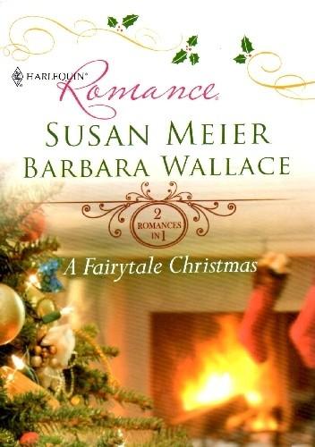Okładka książki A fairytale Christmas