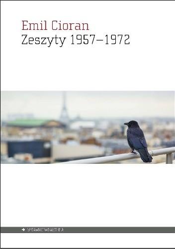 Okładka książki Zeszyty 1957-1972