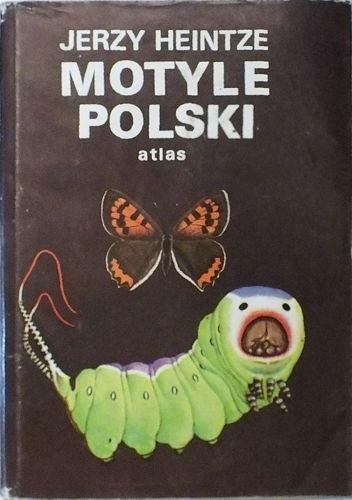 Okładka książki Motyle Polski