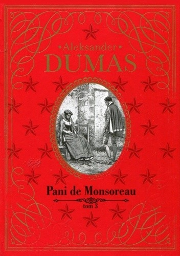 Okładka książki Pani de Monsoreau t.3