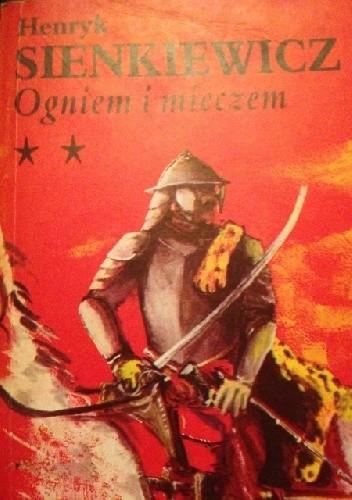 Okładka książki Ogniem i mieczem. Tom II