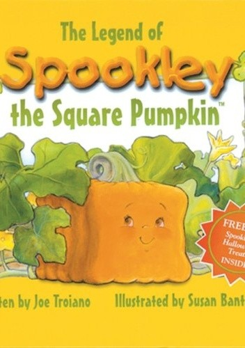 Okładka książki The Legend of Spookley the Square Pumpkin