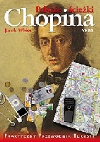 Okładka książki Polskie ścieżki Chopina
