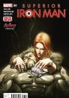 Superior Iron Man Vol 1 #7