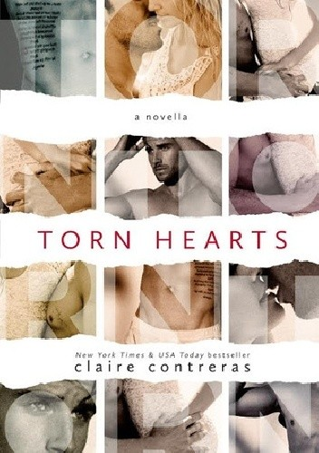 Okładka książki Torn Hearts