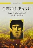 Cedr Libanu. Święty Charbel Makhlouf Mnich i pustelnik.