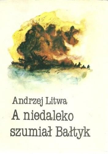 Okładka książki A niedaleko szumiał Bałtyk