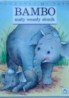 Bambo mały wesoły słonik