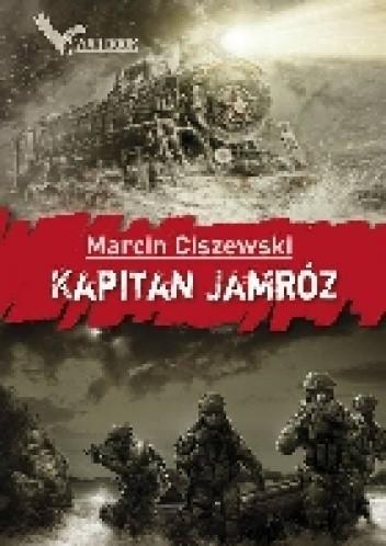 Okładka książki Kapitan Jamróz