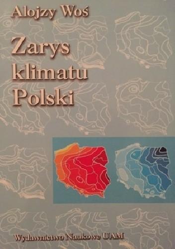 Okładka książki Zarys klimatu Polski