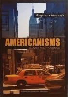 Americanisms. Słownik amerykanizmów
