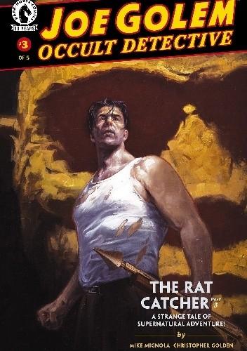 Okładka książki Joe Golem: Occult Detective