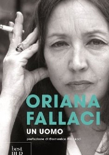 Okładka książki Un uomo