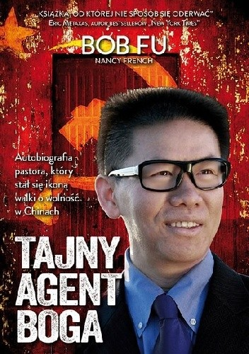 Okładka książki Tajny agent Boga