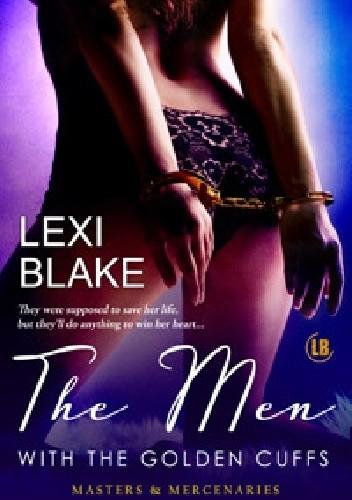 Okładka książki The Men with the Golden Cuffs
