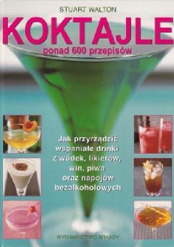 Okładka książki Koktajle