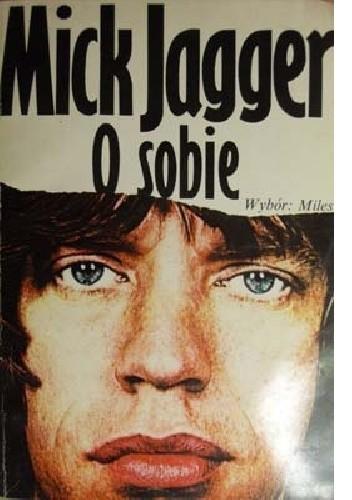 Okładka książki Mick Jagger - O sobie