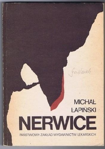 Okładka książki Nerwice