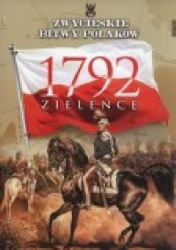 Okładka książki 1792 Zieleńce