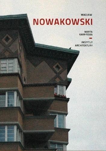 Okładka książki Wacław Nowakowski