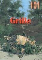 "15 cm sIG 33 auf Fgst PzKpfw 38(t) ""Grille"""