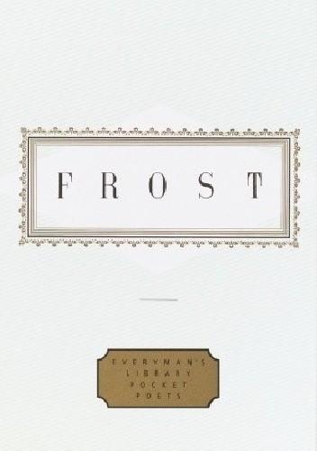 Okładka książki Frost: Poems