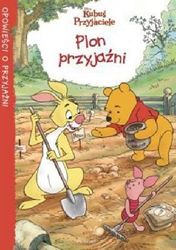 Okładka książki Plon przyjaźni