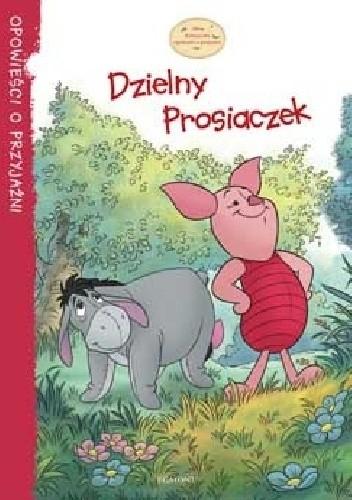 Okładka książki Dzielny prosiaczek
