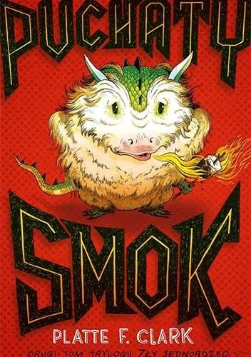 Okładka książki Puchaty smok