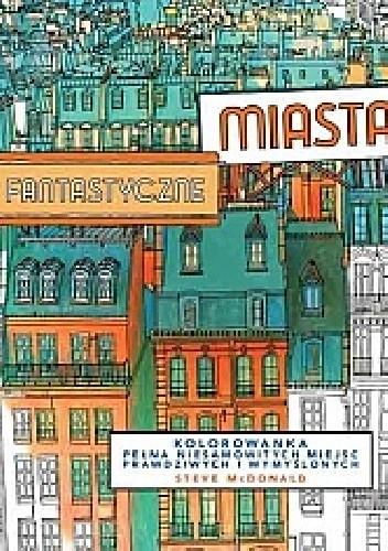 Okładka książki Fantastyczne miasta