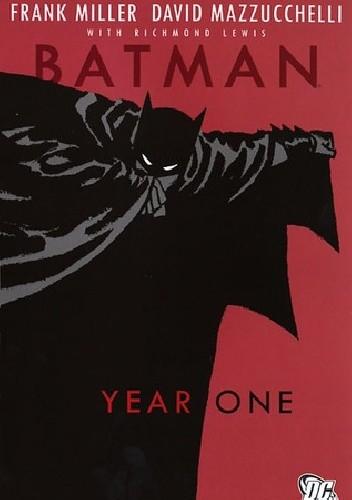 Okładka książki Batman: Year One