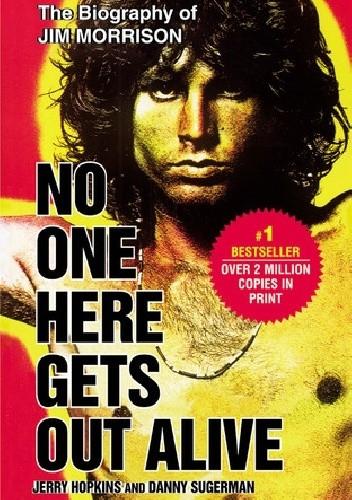 Okładka książki No one here gets out alive