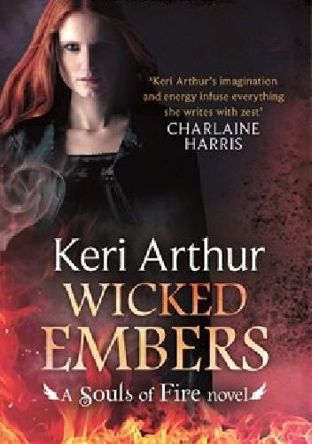 Okładka książki Wicked Embers