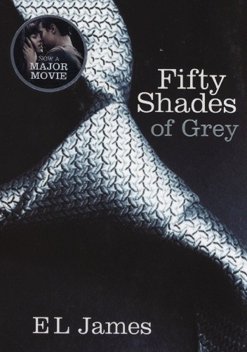 Okładka książki Fifty Shades of Grey