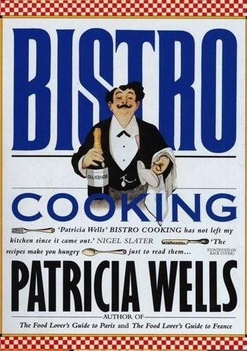 Okładka książki Bistro Cooking