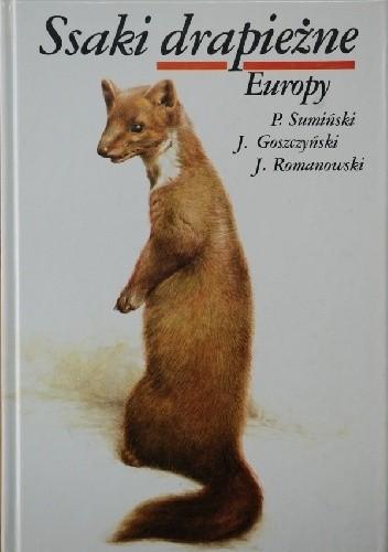 Okładka książki Ssaki drapieżne Europy