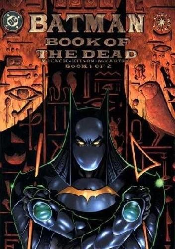 Okładka książki Batman: Księga Umarłych #1