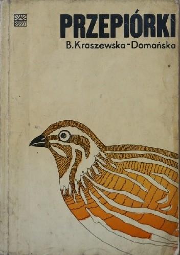 Okładka książki Przepiórki