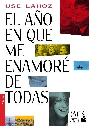 Okładka książki El año en que me enamoré de todas
