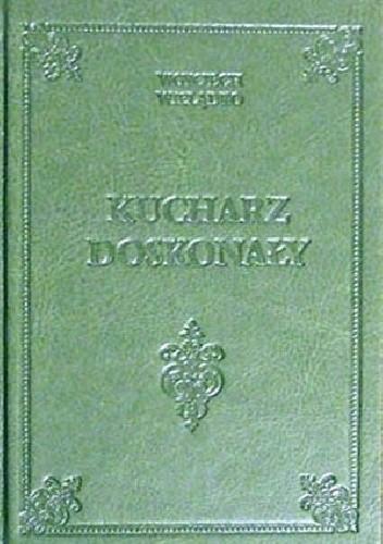 Okładka książki Kucharz doskonały