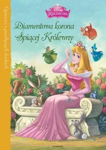 Okładka książki Diamentowa korona Śpiącej Królewny