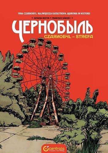 Okładka książki Czarnobyl. Strefa