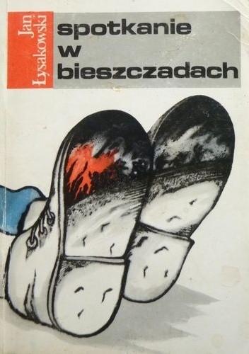 Okładka książki Spotkanie w Bieszczadach