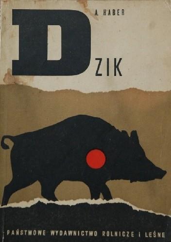 Okładka książki Dzik